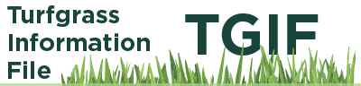 Turfgrass Information File - TGIF